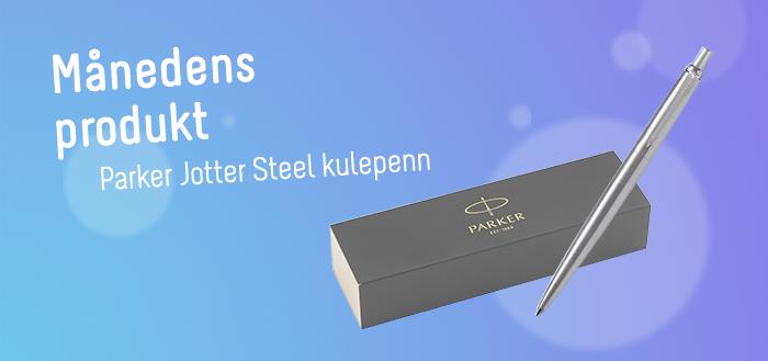Parker Jotter-kulepennen er en penn med historie!