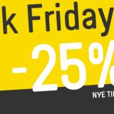 Black Friday-uke hos IGO - Nye tilbud hver dag!